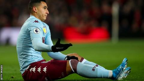 Aston Villa vs. Leicester City - Football Match Report