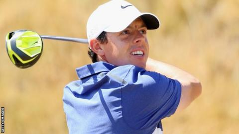 McIlroy is confident going into the Open at St Andrews