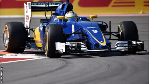 Sauber are yet to score a point in this year's Championship