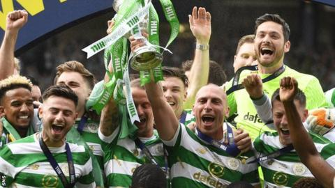 Celtic have won the last two Scottish Cup finals