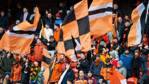 Dundee Utd's Premiership promotion is subject to a legal challenge