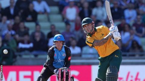 Alex Hales to play for Sydney Thunders in BBL 9