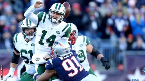 New York Jets player