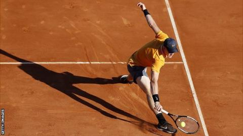 Denis Shapovalov suffers opening round defeat at Monte Carlo Masters