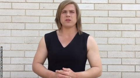Hannah Mouncey Youtube