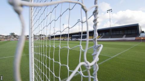 Berwick Rangers' Shielfield Park