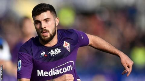 Patrick Cutrone: On-loan Wolves forward tests positive for coronavirus at Fiorentina