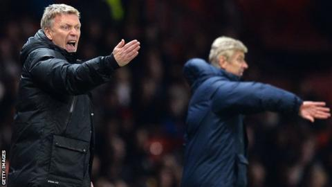 Arsenal boss Wenger refuses to be drawn into Man City title talk