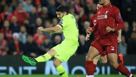 Luis Suarez: Barcelona forward could miss Copa del Rey final
