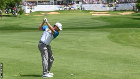 Emotional Oosthuizen clinches South African Open title