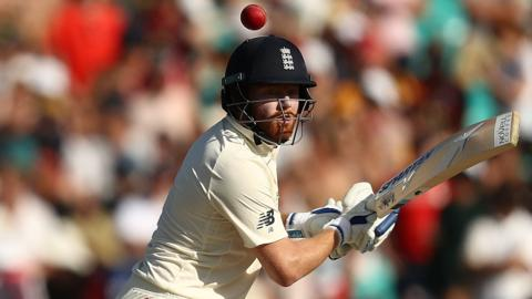 Jonny Bairstow of England