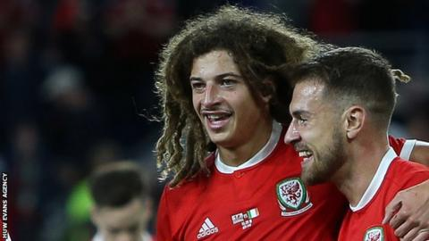 Euro 2020 qualifiers: Wales face Ramsey and Ampadu blow