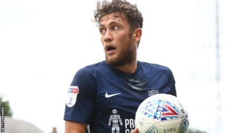 Ben Coker in action for Southend