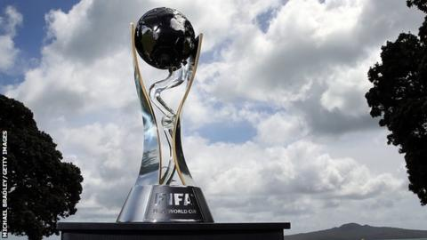 Fifa Under 20 World Cup trophy