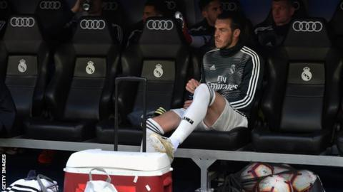 Footballers are 'robots — Real Madrid's Bale