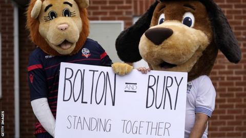 Bolton and Bury
