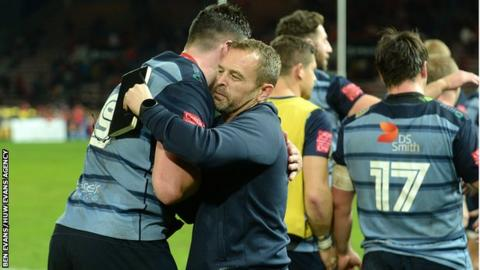 Danny Wilson announced in September he would be stepping down as Cardiff Blues head coach at the end of this season