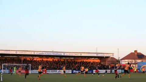 Cambridge United have not lost a game since their 2-1 home defeat by Newport County on 16 December