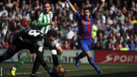 Luis Suarez appeals