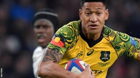 Folau named in Catalans squad for first time thumbnail