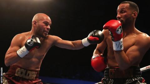 Truax (left) gained real impetus in the fifth round