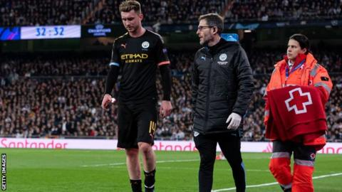 positive people Manchester City's Aymeric Laporte