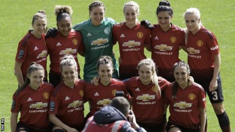 Sigsworth shines as Man Utd Women record 12-0 victory