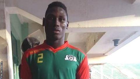 Burkina Faso teenager Lassina Traore eyes Champions League with Ajax