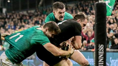 New Zealand will not relish prospect of playing Ireland, says Andy Farrell