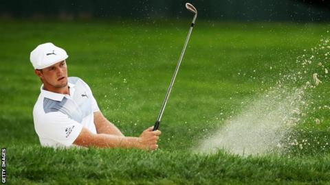 DeChambeau closes with 69 for four-stroke win, Latest Golf News