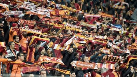 Galatasaray supporters