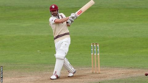 James Hildreth made his first-class debut in 2003