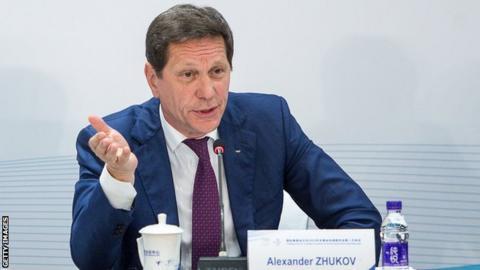 Alexander Zhukov