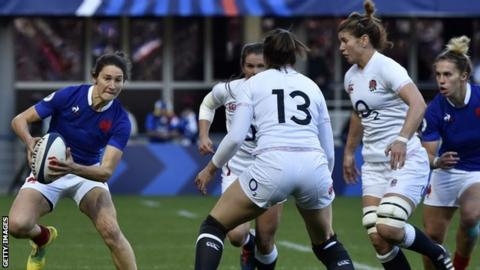 France 10-20 England: Red Roses earn first win on French soil since 2012