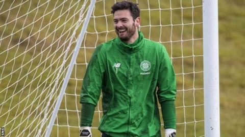 Craig Gordon happy to contribute as Celtic hammer Rangers