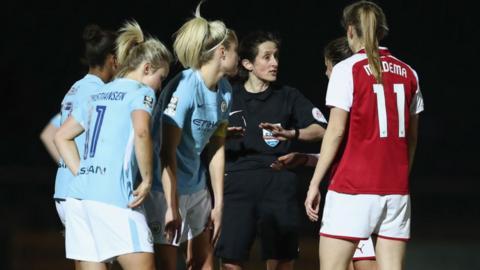 Women's Super League referee