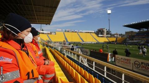 Parma v SPAL