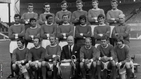 European Cup victor Tony Dunne passes away