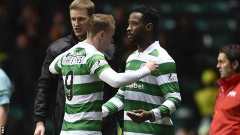 Leigh Griffiths, Moussa Dembele