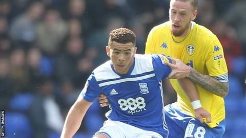 Che Adams and Pontus Jansson