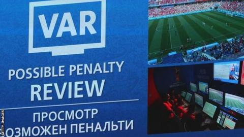 UEFA confirms VAR in Champions League from 2019-20 season