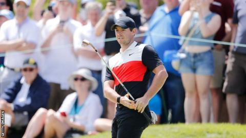 Rory McIlroy finds form before US Open tilt