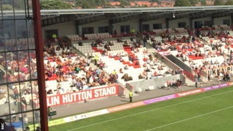 Colin Hutton Stand