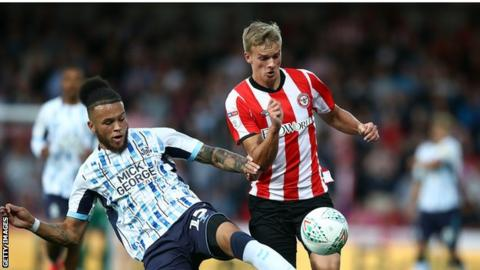 Cambridge had lost eight of their previous nine EFL Cup ties