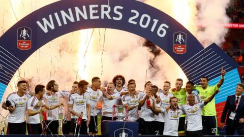 FA Cup third-round draw live on BBC Two on Monday night