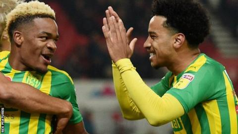 West Bromwich Albion's two star loan players Grady Diangana and Matheus Pereira have both scored four times - and they share 12 assists between them