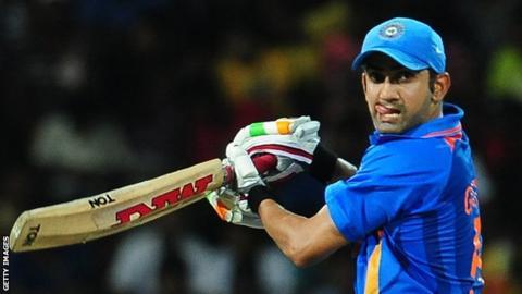 Gautam Gambhir: Former India batsman retires from all forms of cricket