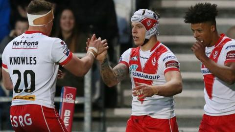 Theo Fages and Regan Grace