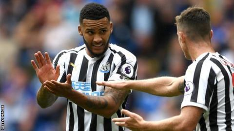 Jamaal Lascelles: Newcastle United captain signs new contract until 2024