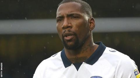 Ishmael Miller in action for Oldham
